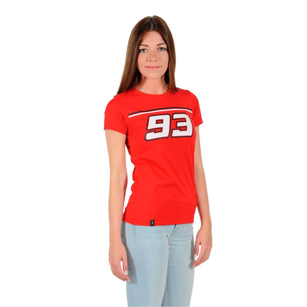 MM93 ženska T-Shirt Pipping