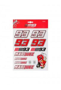 MM93 NALEPKE SET