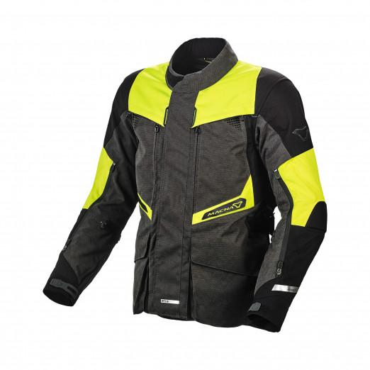 Macna motoristična jakna Fusor Nighteye Raintex+