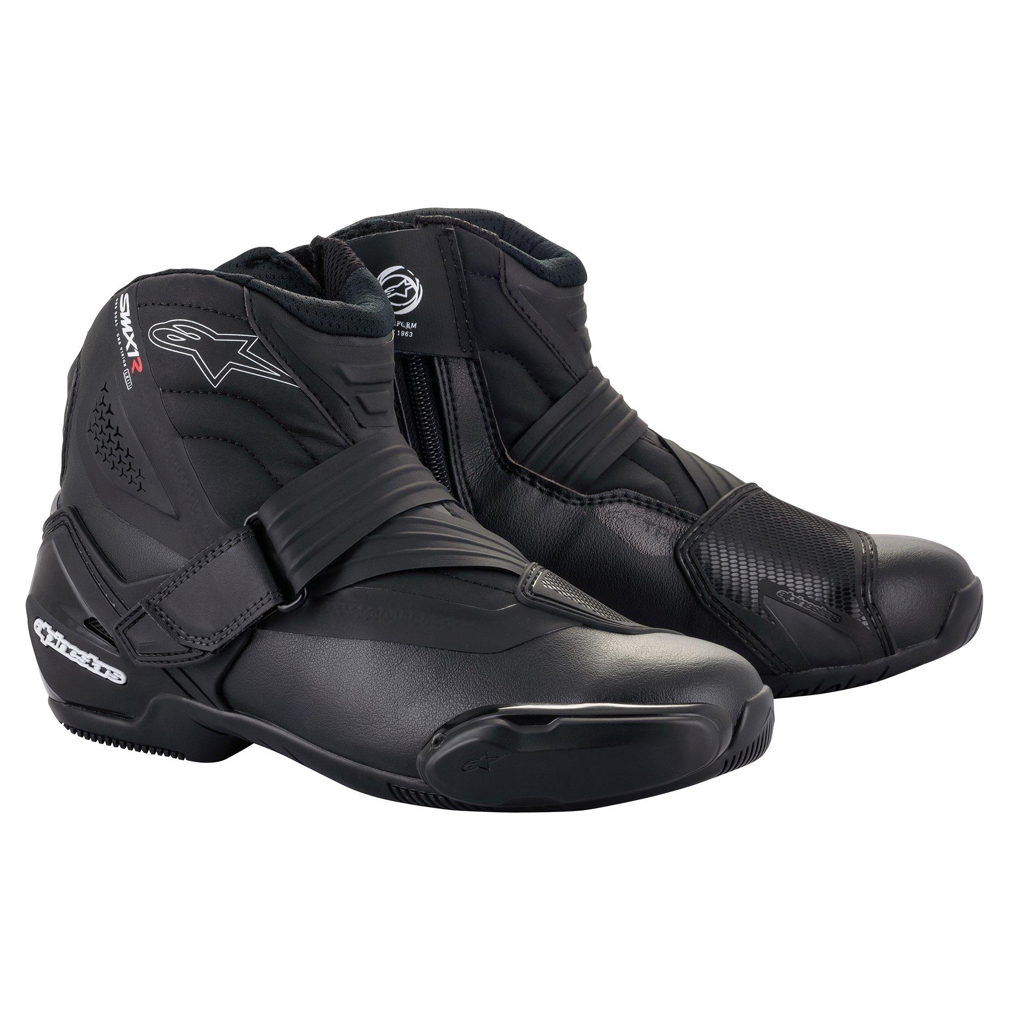 Alpinestars motoristični čevlji SMX-1 R V2