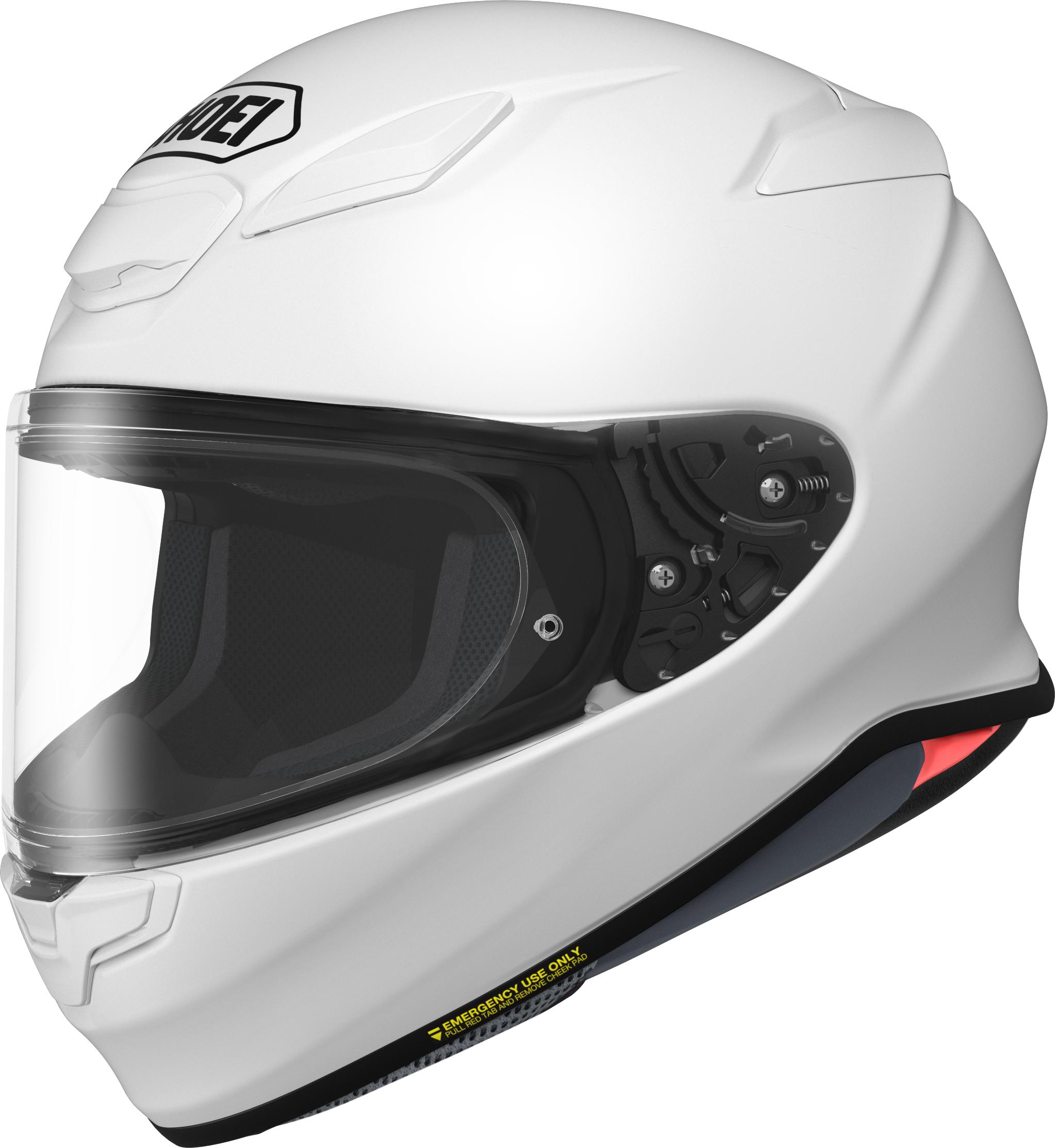 Shoei NXR2 White